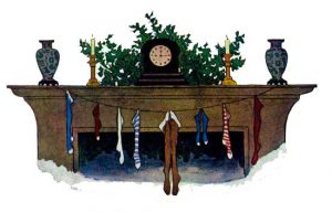 T'was the night before Christmas – what do we wish for