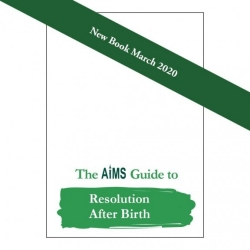"Image of the book ""The AIMS Guide to Resolution After Birth"""